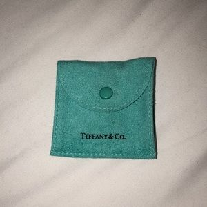 Authentic Tiffany pouch